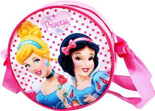 Preisvergleich Produktbild Umhängetasche Handtasche Täschchen Schultertasche Disney Hello Kitty ø 16,5 cm