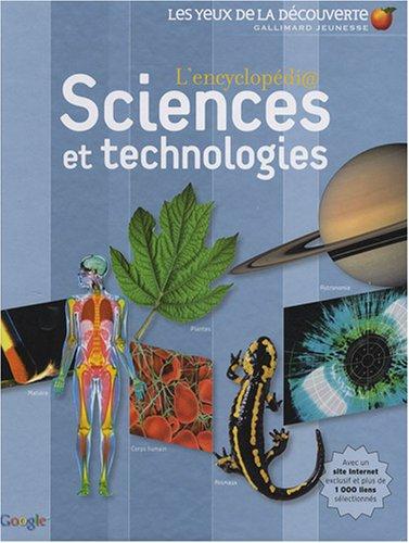 L'encyclopédi@ Sciences et technologies