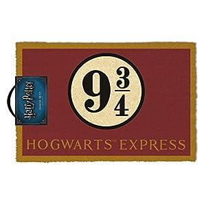 Harry Potter Felpudo Hogwarts Express, Fibra de Coco, Multicolor, 40 x 60 cm 22