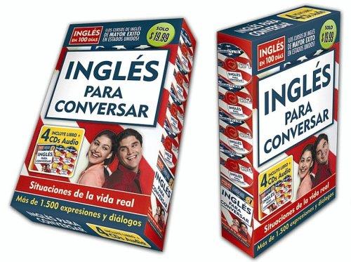 Ingles Para Conversar (Libro + 4cds)(Conversational English (Book + 4-CD Pack)) (Ingles En 100 Dias)
