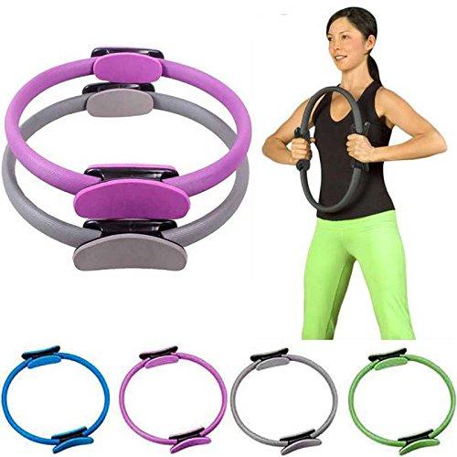 dynry (TM) donne Salute Cura dimagrante Pilato Anello Anello seno Magic Circle per Yoga Pilates Sport pratica strumento