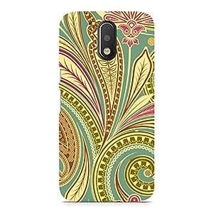 Hamee Designer Printed Hard Back Case Cover for Motorola Moto Z Design 9032