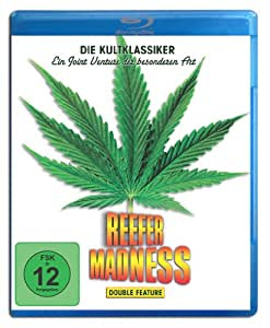 Reefer Madness- Double Feature [Blu-ray] [Import allemand]