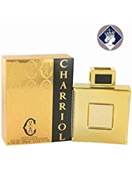 Charriol Royal Gold Eau De Parfum 100 ml (man)