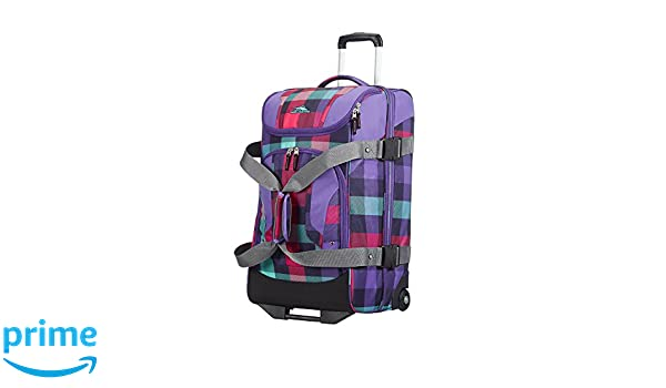 High Sierra Sac de voyage, PURPLE CHECKS (Pourpre) - 67044-4661
