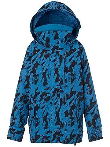 Burton Lien Système Jacket Veste de snowboard S glacier hashtag