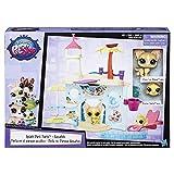 Best Pet Life Parkas - Hasbro b9344Littlest Pet Shop Splash Park Party Anglais Review