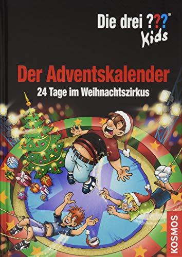 Die drei ??? Kids, Der Adventskalender: 24 Tage im Weihnachtszirkus