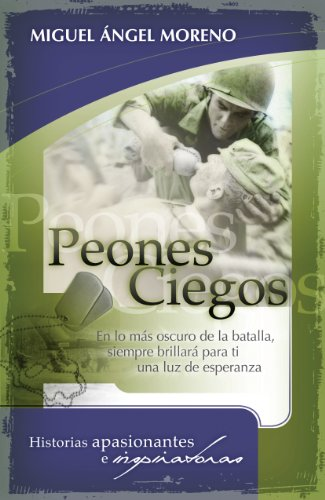 Peones ciegos eBook: Miguel Ángel Moreno: Amazon.es: Tienda Kindle