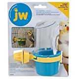 Jw Pet Bird Accessory Clean Cup Feeder And Water Cup , Medium, Color May Vary