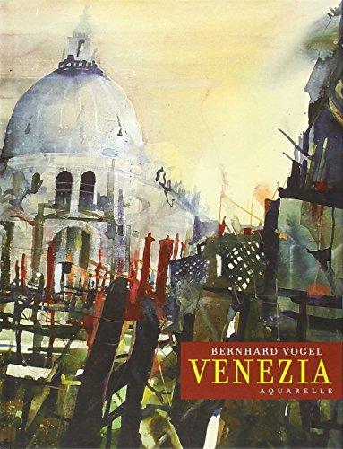 Venezia II mit Stadtplan: Bernhard Vogel, Venezia II