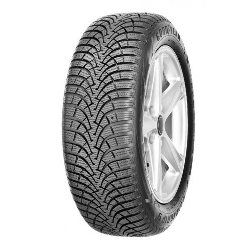 Goodyear ultragrip 9 - 155/65/r14 75t - e/c/66 - pneumatico invernales