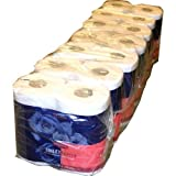 Propia Toilettenpapier 'Luxe' 28 x 135 Blatt, 4 Lagen (WC-Papier)