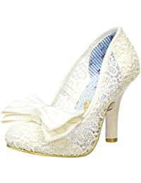 Irregular Choice Mal E Bow Damen Pumps