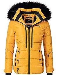 Suchergebnis auf für: damen mantel gelb Marikoo