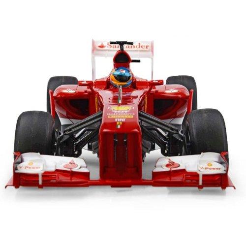 RC Auto kaufen Rennwagen Bild 3: FERRARI F138 - original RC ferngesteuertes Lizenz-Fahrzeug F1 Formel 1 Formula One im Original-Design, Modell-Maßstab 1:18, RTR inkl. Fernsteuerung*