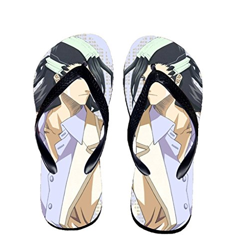 Bromeo Bleach Anime Unisex Flip Flops Zehentrenner Flip Pantoffeln 241