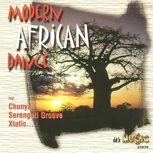 Modern African Dance