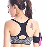 Fashion Women Sports Bra Running Fitness...
