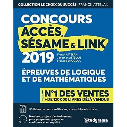 Logique et mathématiques aux concours ACCES et SESAME