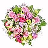 druck-shop24 Wunschmotiv: Blumenstrauß mit Rosen und Ranunkeln #111566593 - Bild als Klebe-Folie - 3:2-60 x 40 cm/40 x 60 cm