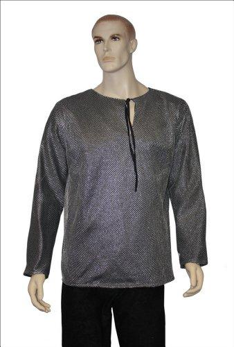 Kettenhemd Kostüm (Kreativwunderwelt Mittelalterliches Kettenhemd 62)