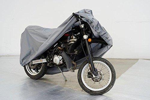 Motocicleta Cubierta Impermeable Generic Pandora 50con Maletín 50con Parabrisas Material: California