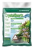 Dennerle 1754 Kristall-Quarzkies, moosgrün, 5 kg