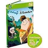 LeapFrog - TAG - Livre : Là-Haut ! à l'aventure (Disney/Pixar)