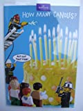 Lego Birthday card (How many candles) by Hallmark
