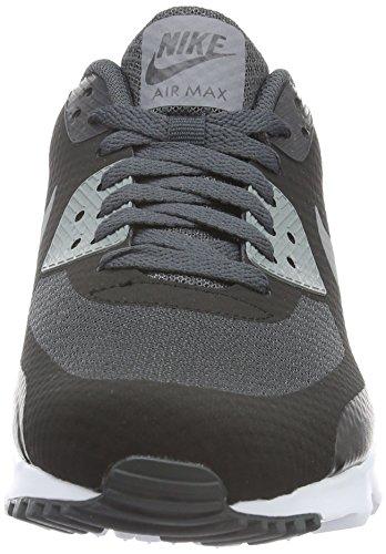 Nike Herren Air Max 90 Ultra Essential Sneakers, Schwarz (Black/Cool Grey-Anthracite-White), 43 EU -