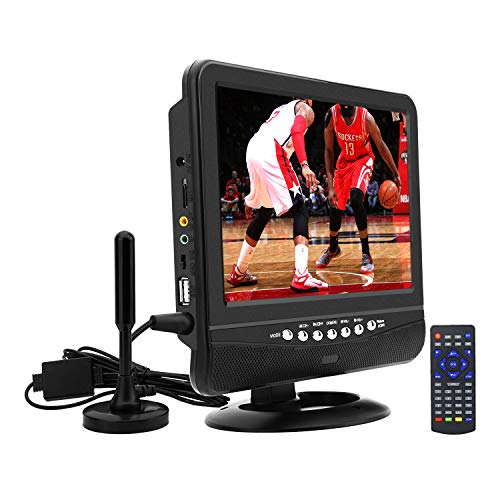 Televisor portátil, sintonizador Digital DVB-T2