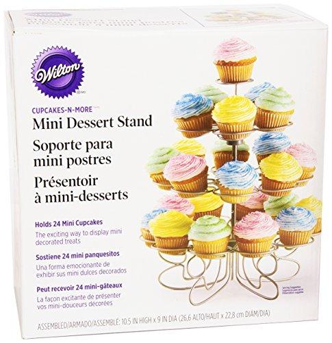 Wilton Mini-Cupcake-Ständer, für 24 Cupcakes Wilton Cupcake Ständer