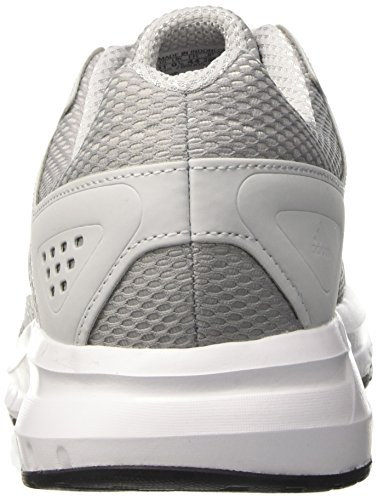 adidas Duramo Lite W, Chaussures de Course Femme, Core Black/Night Met./Ftwr White Gris (Mid Grey/silver Metallic/clear Grey)