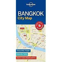 Bangkok City Map (Lonely Planet City Map)
