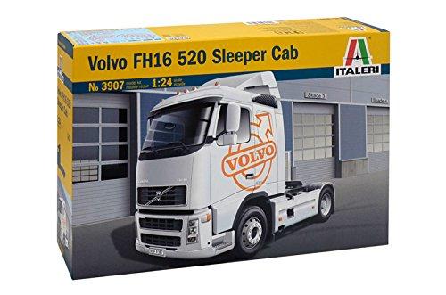 Carson 510003907 - 1:24 Volvo FH16 520 Sleeper Cab, Fahrzeug (Sleeper Cab)
