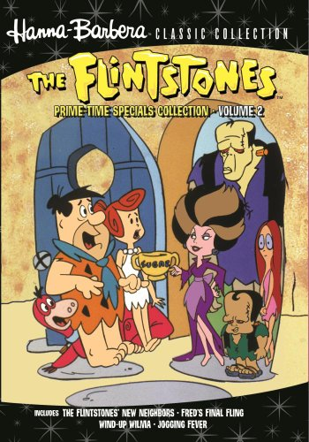 Flintstones: Prime-Time Specials Collection Vol 2 [DVD] [Region 1] [NTSC] [US Import]