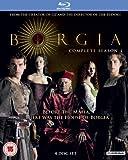 Borgia - Complete Season One [Blu-ray]