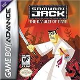 Samurai Jack on Game Boy Advance