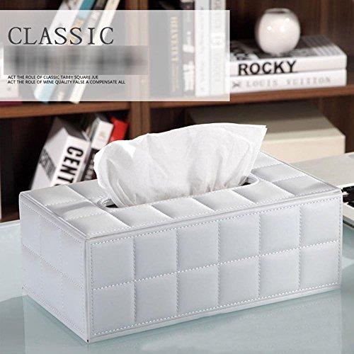 pu-cuir-boite-a-stockage-de-mouchoirs-distributeur-de-mouchoirs-pour-maison-voiture-blanc-carreaux