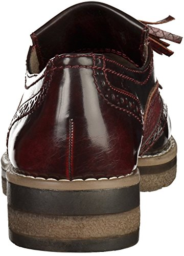 Tamaris 1-24608-27 Damen Slipper Bordeaux