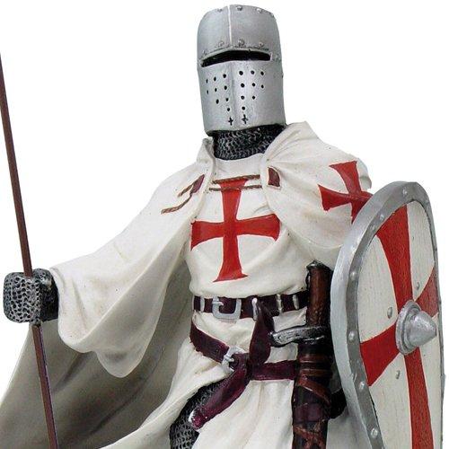 Kulturen der Welt Mittelalter Ritterfigur