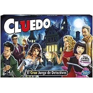 Hasbro Cluedo – Juego de Misterio 38712103 (versión en Italiana)