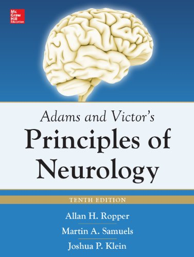 Adams and Victor\'s Principles of Neurology 10th Edition (Adams and Victors Principles of Neurology)