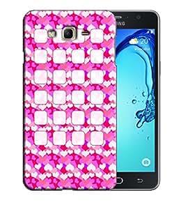 PrintFunny Designer Printed Case For Samsung J7