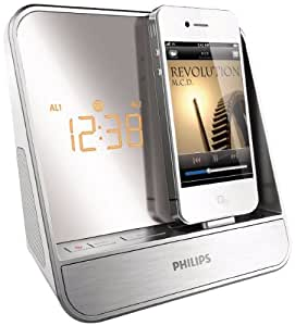 philips aj5300d 12 radiowecker f r apple ipod iphone. Black Bedroom Furniture Sets. Home Design Ideas