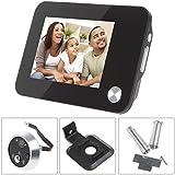 """Safebao® Digital Türspion mit Extra 3,5"""" LCD-Anzeige Türkamera Tür Katzenauge, für Türstärken von 35 ~ 70mm, Türspion von 12 ~ 22mm"""