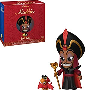 Funko 35762 - Figura Decorativa (5 Estrellas), diseño de Jafar