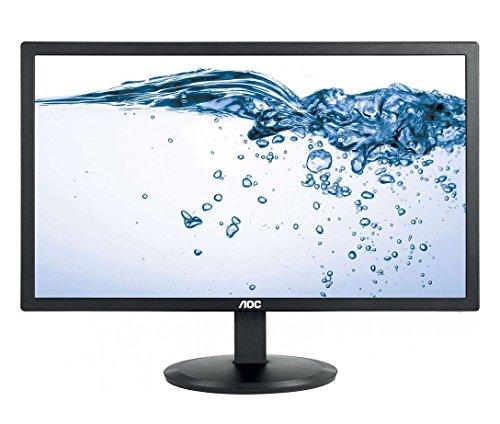 AOC E2280SWHN 21.5 Inch Full HD LED PC Monitor Computer Screen HDMI VGA