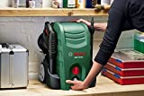 Bosch DIY Hochdruckreiniger AQT 35-12 (Hochdruckpistole, Lanze, transparenter Wasserfilter, 3-in-1 Düse, 5 m Hochdruckschlauch, 5 m Netzanschlusskabel, Karton (1500 W, 120 bar, 350 l/h)